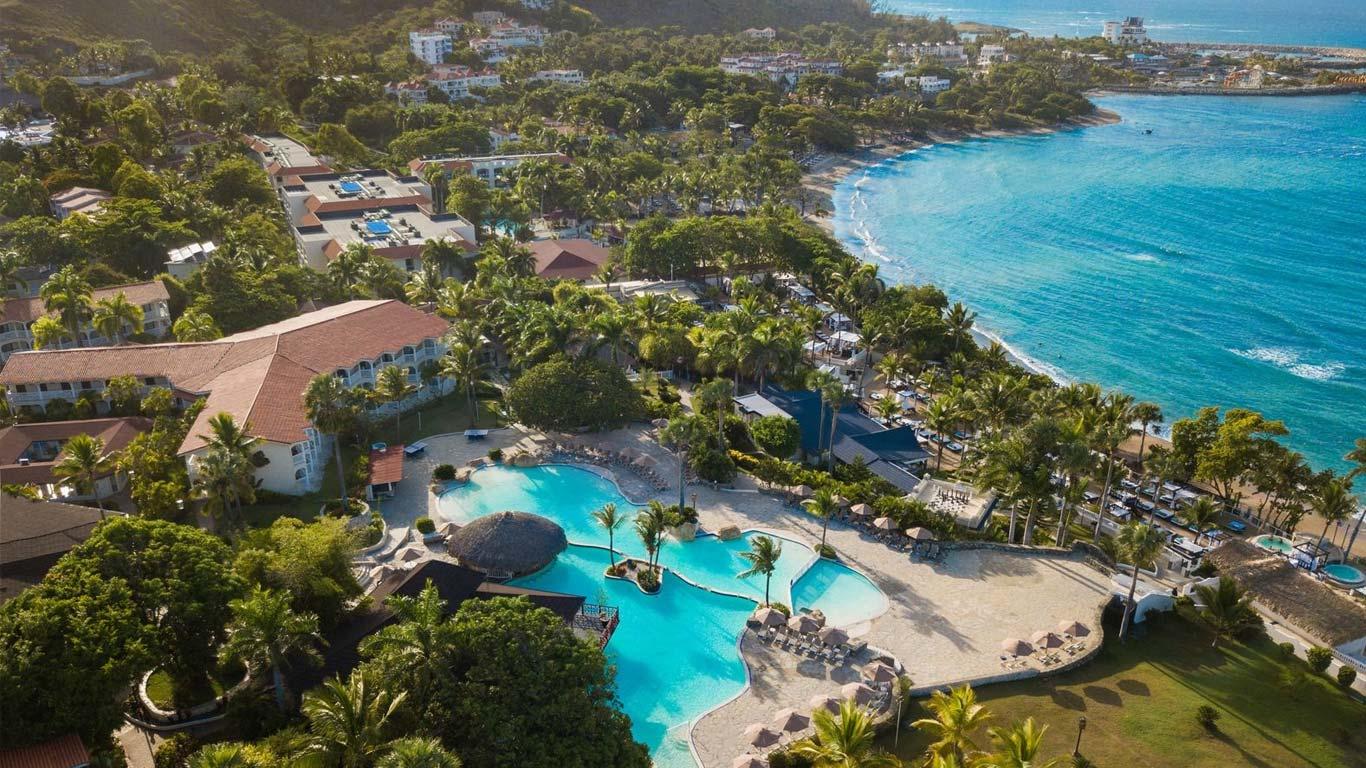 Cofresi Palm Beach Spa Resort Puerto